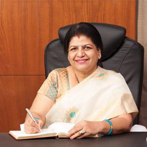 Chairperson Mrs. Vidya Gulabrao Pol