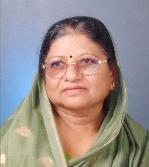Hon'ble Mrs. Vijayadevi Yadav